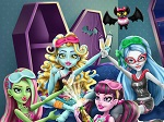 Fiesta de Pijamas Monster High