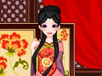 Vestir a la Princesa China