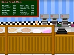 Jugar gratis a Escapar de la cafetería