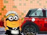 Jugar gratis a Minion Car Wash