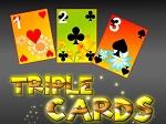Jugar gratis a Solitario Triple