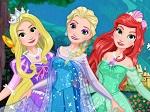 Jugar gratis a Elsa Princesa Disney