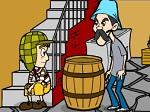 Jugar gratis a El Chavo y su bocadillo de jamón