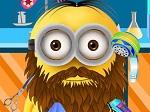 Jugar gratis a Los Minions en la barbería