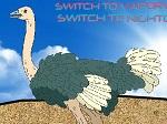 Jugar gratis a Simulador de Avestruz