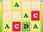 Jugar gratis a 4096 Alphabet
