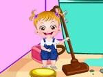 Jugar gratis a Baby Hazel Clean