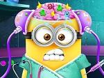 Los Minions en el neurocirujano