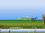 Jugar gratis a YetiSports 5 Flamingo Drive