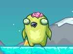 Jugar gratis a El ataque de los pingüinos zombi