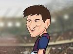 Duelo Messi Cristiano