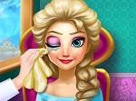 Jugar gratis a Princesa Elsa en el oculista