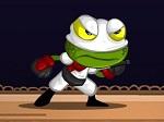 Jugar gratis a Ninja Frog