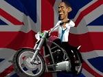 Jugar gratis a Obama Rider