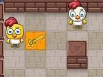 Jugar gratis a ¡Pollos Fuera!