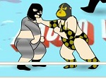 Jugar gratis a Super Nacho: Ultimate Lucha Battle