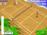 Jugar gratis a Beach Tennis