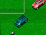 Jugar gratis a Futbolín de Coches