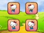 Jugar gratis a Hello Kitty Matching